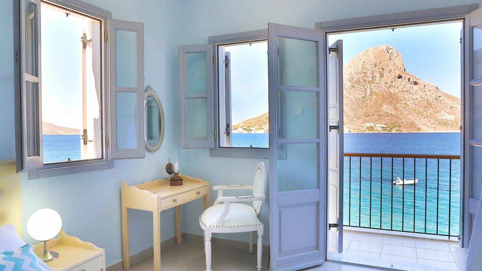 "Comfort family full sea view ""Estia"""