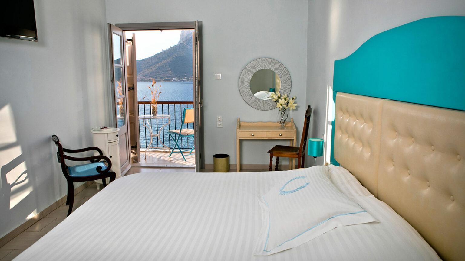 "Double/twin sea view room ""Hera"""